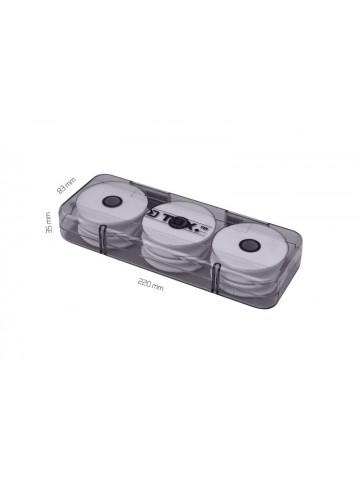 PVC hadička PVC Tube Green/InnerxOuter 0,8x1,8mm,1m