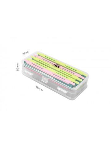 PVC hadička PVC Tube Green/InnerxOuter 1,0x2,0mm,1m