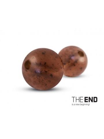Nárazové kuličky THE END 60 ks