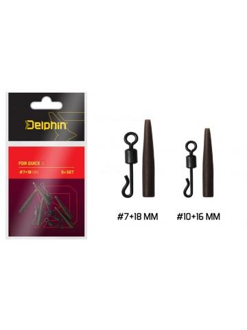 Vlasec Sure Pro Black|0,50mm/500 m/ 13,6 kg (30lb)