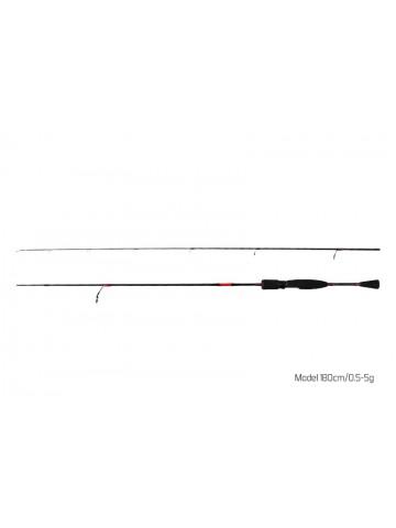 Montáž Aquantic Flatfish Spoon 60g
