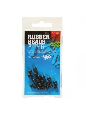Giants fishing Gumové kuličky Rubber Beads...