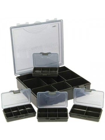 NGT Tackle Box System 4 + 1