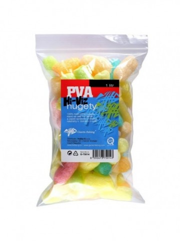 Giants fishing PVA nuggets...