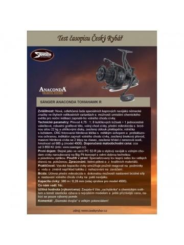 Naviják Anaconda Tomahawk R...