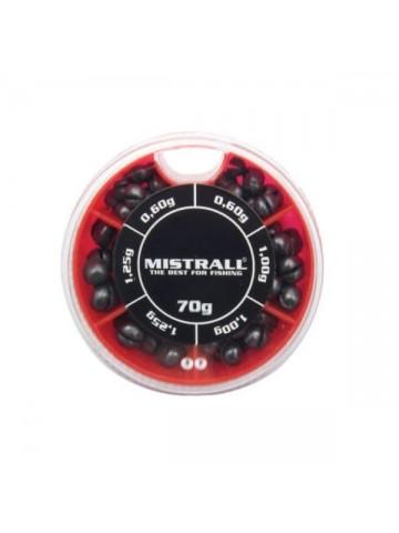 Bročky Mistrall hrubé 70 g