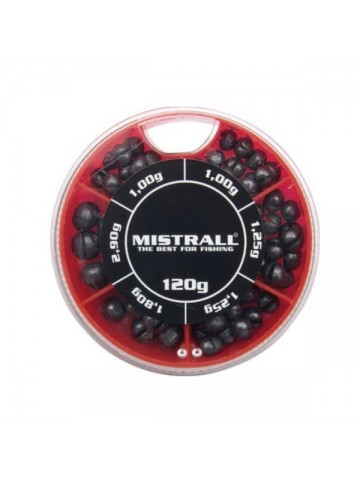 Bročky Mistrall hrubé 120 g