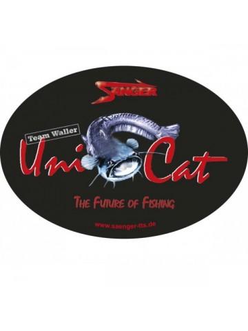 Samolepka Uni Cat ovál
