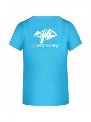 Giants fishing Tričko chlapecké s nápisem G.F....
